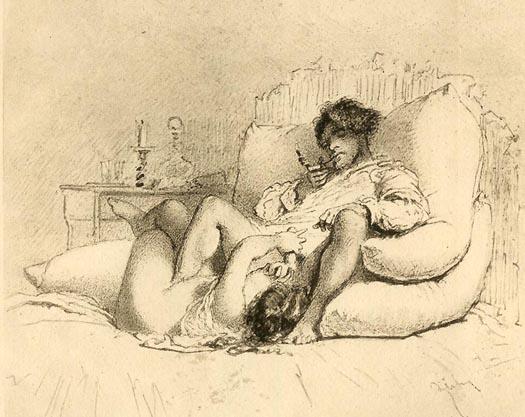 Pamela peters en vintage erotica