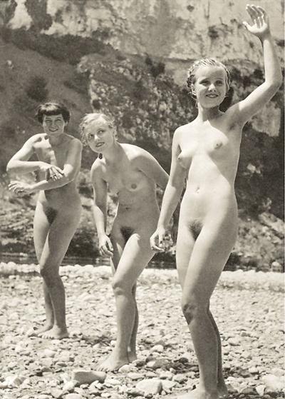 horny naked wife gif