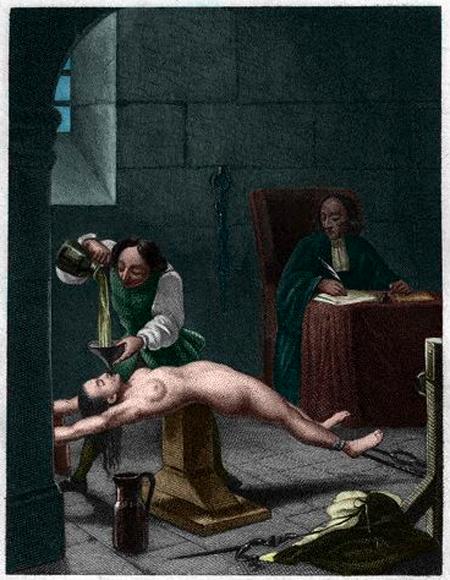 Казни пытки второй мировой войны.